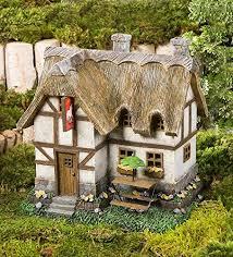 miniature fairy garden solar light
