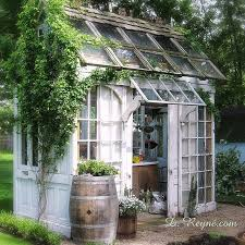 12 garden shed ideas