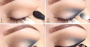 blend eyeshadow for a soft makeup
