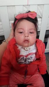 Pais de bebê brasiliense portadora de patologia rara pedem ajuda para  custear o tratamento da filha | Jornal Na Pauta Online