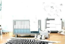 light blue nursery rug