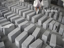 china granite kerb stone granite g654