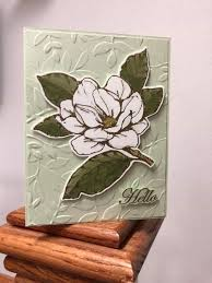 Mail - Kathie Smith - Outlook | Magnolia stamps, Flower cards ...