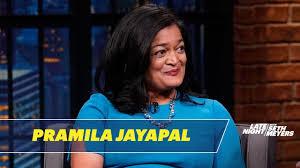 Rep. Pramila Jayapal Convinced a College Classmate She Was a Princess -  YouTube