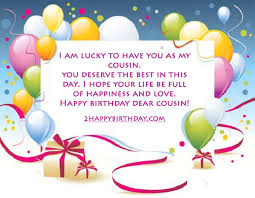 birthday message for best friend cousin happy birthday quotes for