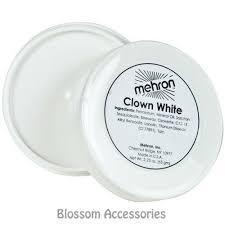 clown white makeup saubhaya makeup