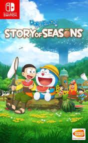 Doraemon Story Of Seasons English Asia Version (Switch)