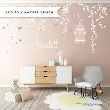 Baby Name Wall Decal For Nursery Gold Name Decal Gold Baby Etsy Childrens Bedroom Decor Nursery Wall Decals Name Wall Decals