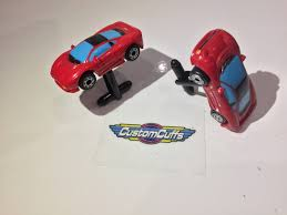 Jaguar Xj220 Rojo Vintage Micro Machine Car Cufflinks Etsy
