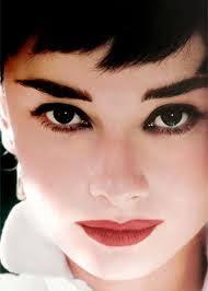 audrey hepburn eyes 1950 s makeup guide