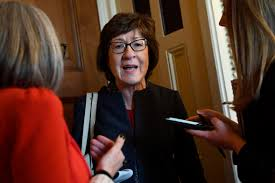 Jerry Nadler 'stunned' Susan Collins into writing a note to John Roberts -  POLITICO