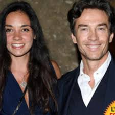 Alessio Boni e Nina Verdelli presto genitori: Sarà a marzo, è ...