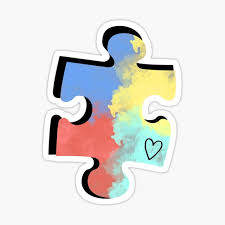 Autism Stickers Redbubble
