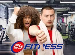 24 hour fitness charging members