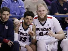 Przemek Karnowski steadying presence for top-ranked Gonzaga | Sports |  themorningsun.com