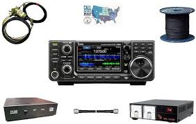 icom ic 7300 get on the air ham radio