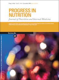 progress in nutrition