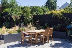 should i paint my garden fence black