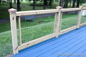 13 Creative Diy Deck Railing Ideas For Awesome Outdoor Fun Hometalk