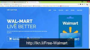 free walmart gift card 2017 how to get