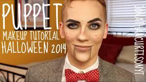 puppet makeup tutorial