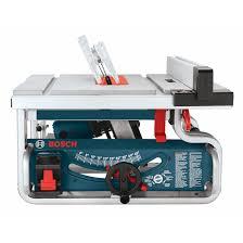 Bosch Portable Table Saw 10 15 A Gts1031 Rona