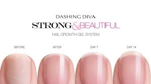 how to gel polish strong beautiful