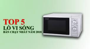 ChuanReview] Top 5 Lò Vi Sóng bán chạy nhất năm 2018