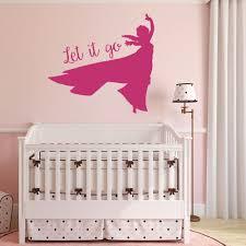Disney Princesses Wall Decals Elsa Vinyl Decor Wall Decal Customvinyldecor Com