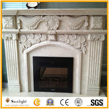 china carved white marble stone