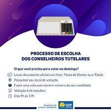 Hoje (6) é dia de eleger os novos conselheiros tutelares – Agência Brasília