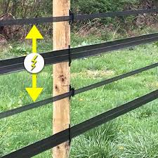 Pro Tek 1 5 Electric Tape Horse Fence Ramm Horse Fencing Stalls Protektape Electrictape Horsefence Farmfence Rammfence In 2020 Horse Fencing Farm Fence Fence