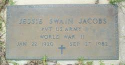PVT Jesse Swain Jacobs (1920-1982) - Find A Grave Memorial