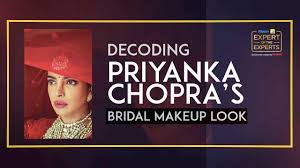 priyanka chopra s wedding makeup look