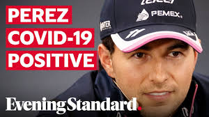 Sergio Perez will not compete in F1 after testing positive for ...