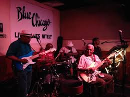 SHIRLEY JOHNSON BLUES BAND - Picture of Blue Chicago - Tripadvisor