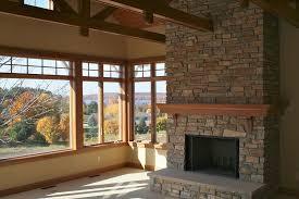 craftsman style vineyard cottage