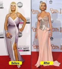 how christina aguilera lost 40 pounds