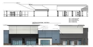 northgate ping center to get façade