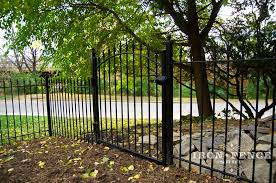 Knowledge Center Fence Installation And Design Tips Ifs