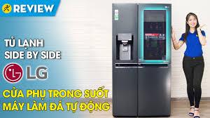 Tủ Lạnh LG GR-X247MC giá rẻ, có trả góp 06/2020
