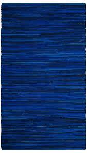 safavieh rag rug rar130b blue multi rug