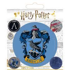 Harry Potter Ravenclaw Vinyl Sticker Shop4megastore Com