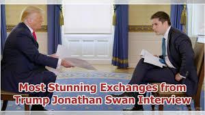 Trump Jonathan Swan Interview ...