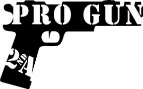 Pro Gun 2nd Amendment Hand Gun Car Or Truck Window Decal Sticker Or Wall Art All Time Auto Graphics