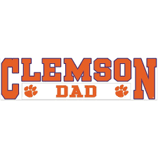 Clemson Car Decals Clemson Tigers Bumper Stickers Decals Fanatics