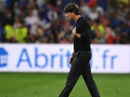 joachim loew after germany crashes out