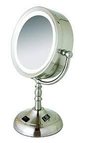1x daylight lighting cosmetic mirror