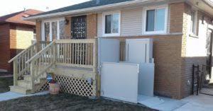 best outdoor wheelchair lifts porch