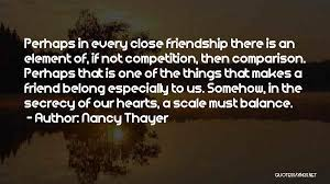 top friendship comparison quotes sayings